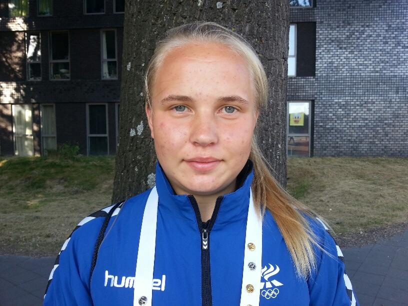 Anna Soffia Grönholm